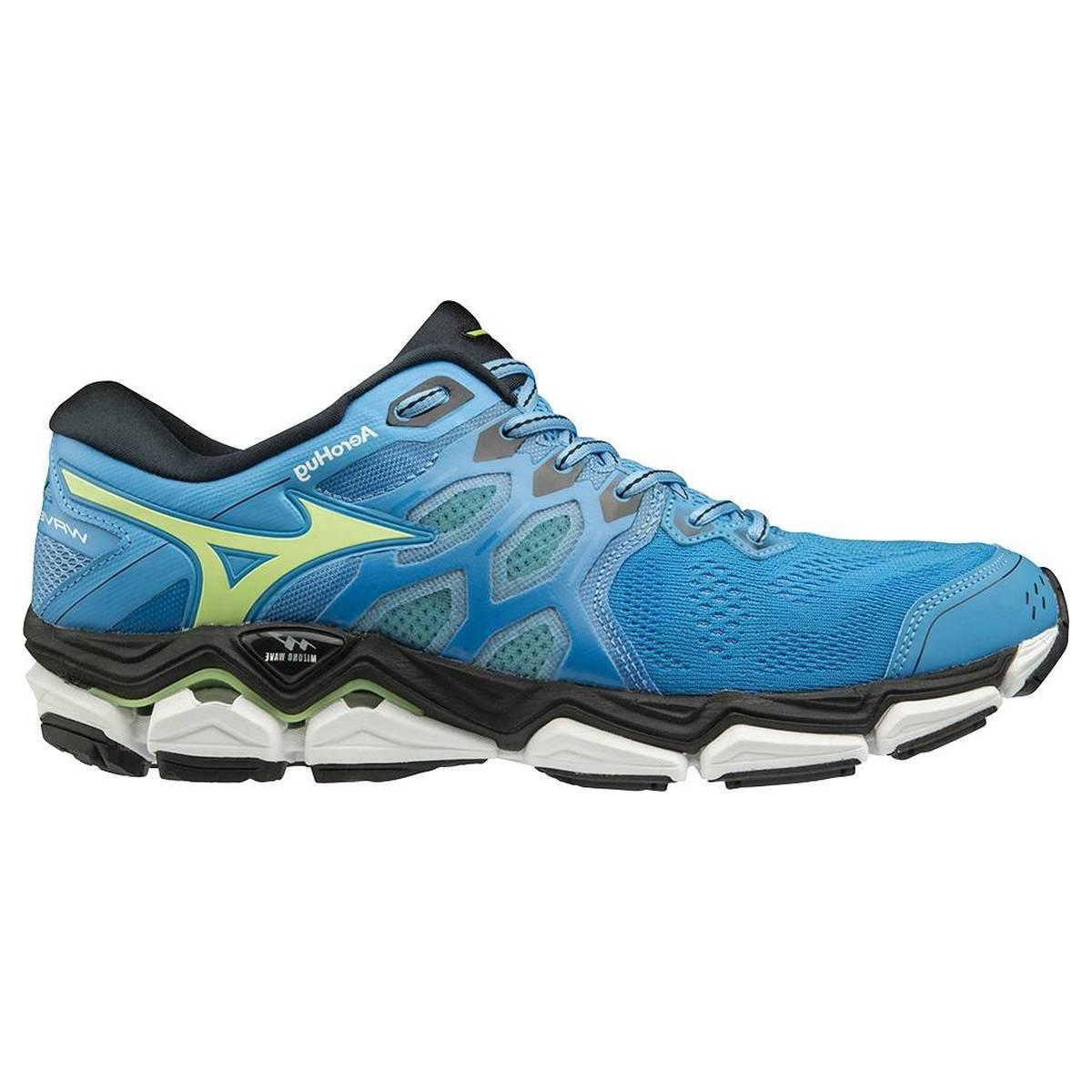 Mens Running Shoes Wave Horizon 3 A4 colore Light blue - Mizuno -  SportIT.com 75fd3bbad8c