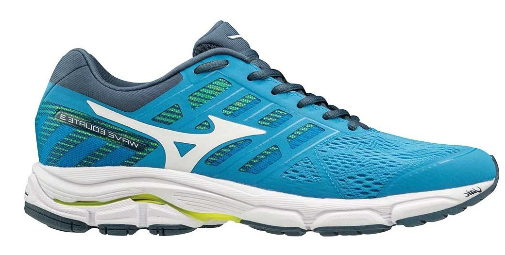 Mizuno Mens Wave Equate 3 Running Shoes Athletic Trainers Sneakers Sport   eBay