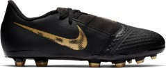 Football boots Phantom Venom Academy FG Black Lux Pack