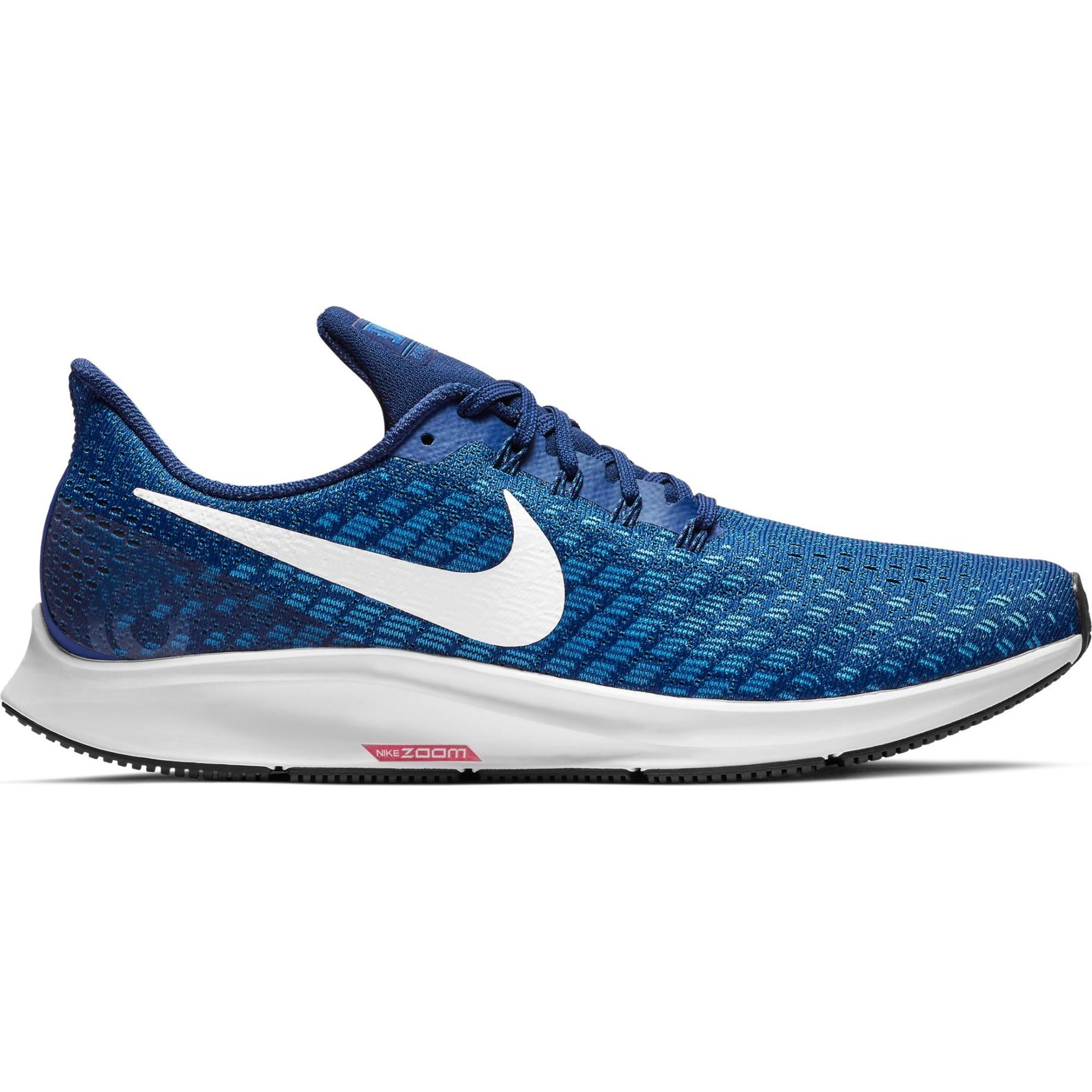 nike air zoom pegasus 35 tutti blu scarpe