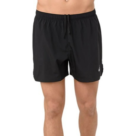 Short Uomo Running Silver 5IN