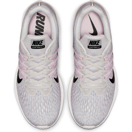 Desiderio Scarpe antiscivolo marito  Scarpe Donna Running Zoom Winflo 5 A3 colore Grigio Nero - Nike -  SportIT.com