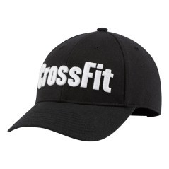 Hat Crossfit black
