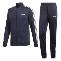 Tuta Uomo Back to Basic 3-Stripes 1