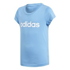 T-Shirt Junior Essential Linear azzurro