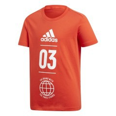 T-Shirt Junior Sport-ID-weiß