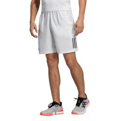 Short Man Club 3-Stripes 9-Inch white worn