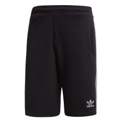 Short Uomo 3-Stripes nero