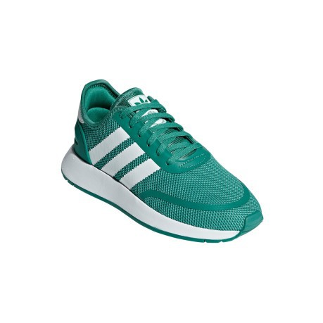 Shoes Junior N-5293 green white