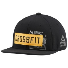 Hat Crossfit A-Flex black