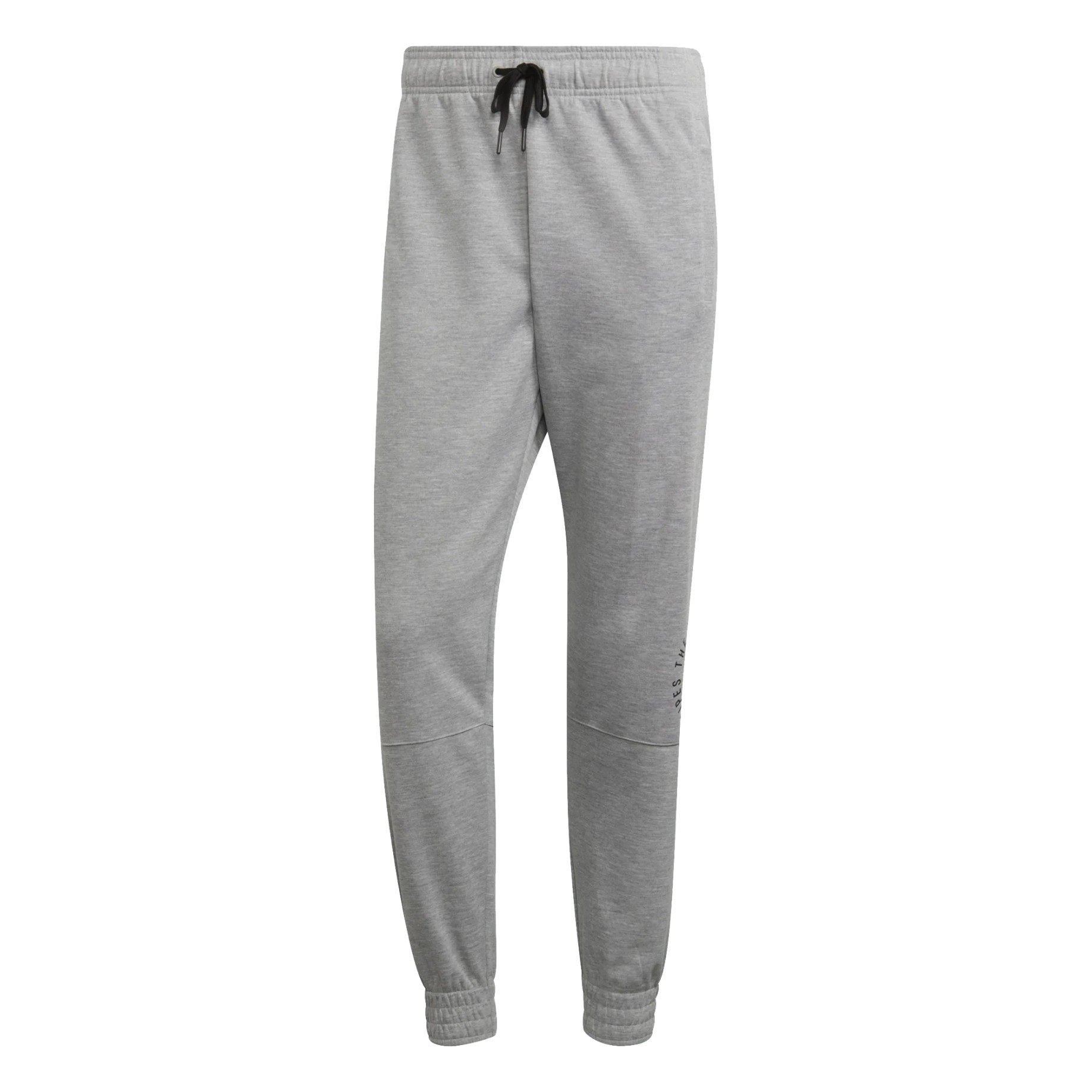 pantaloni uomo adidas grigi