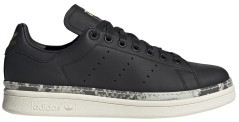 Zapatillas Stan Smith de Nueva Negrita en blanco y negro