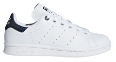 Scarpe Junior Stan Smith bianco blu