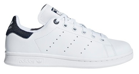 adidas stan smith junior blu