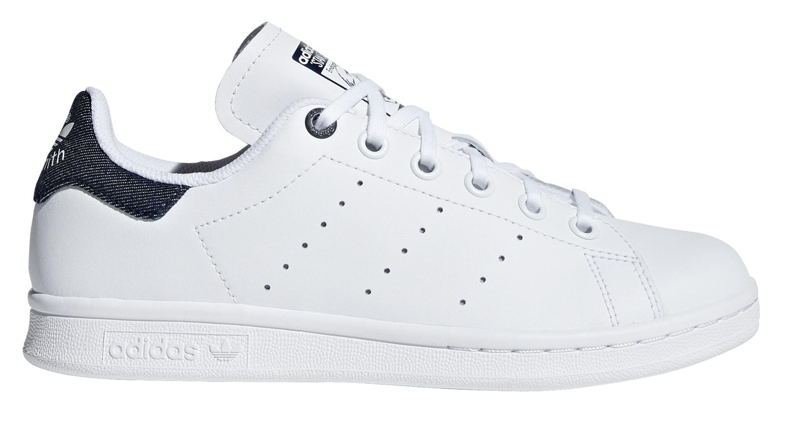 innovative design 6f3f3 ca7d1 Junior Running Shoes Stan Smith colore White Blue - Adidas Originals -  SportIT.com