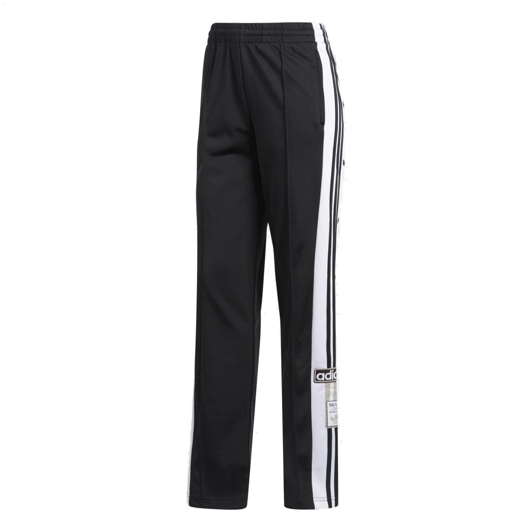 169d79b7e4d2 Women's Pants Track Pants Adibreak colore Black White - Adidas Originals -  SportIT.com