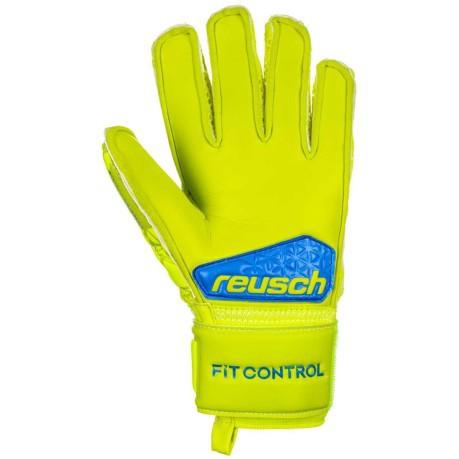 Guanti Portiere Bambino Reusch Fit Control SG Extreme Finger Support Reusch