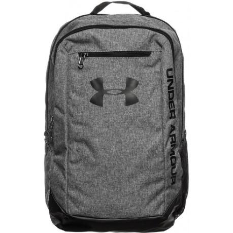 0c966b4195 Backpack Hustle LDWR colore Grey Black - Under Armour - SportIT.com