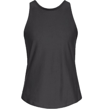 Tank top Woman Vanish grey