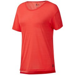 T-shirt Donna Workout Ready ActivChill rosos