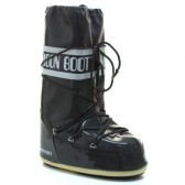 Moon Boot vinile nero