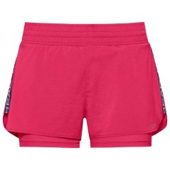 Short Woman's Advantage red