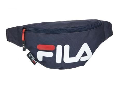 1747e5fc6681 Pouch Men Waist Bag Slim colore Blue Variant 1 - Fila - SportIT.com