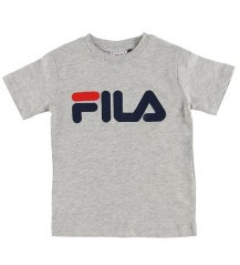 T-shirt Junior Classic Logo nero