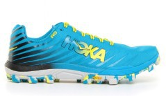 Mens Running shoes Evo Jawz blue yellow