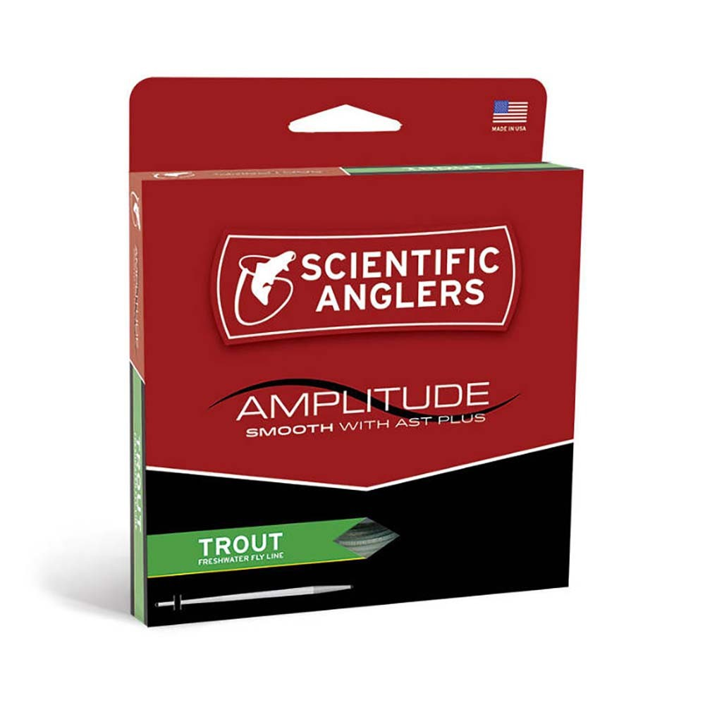 Coda di Topo Ampliture Smooth Trout WF (3 - 4) Scientific Anglers