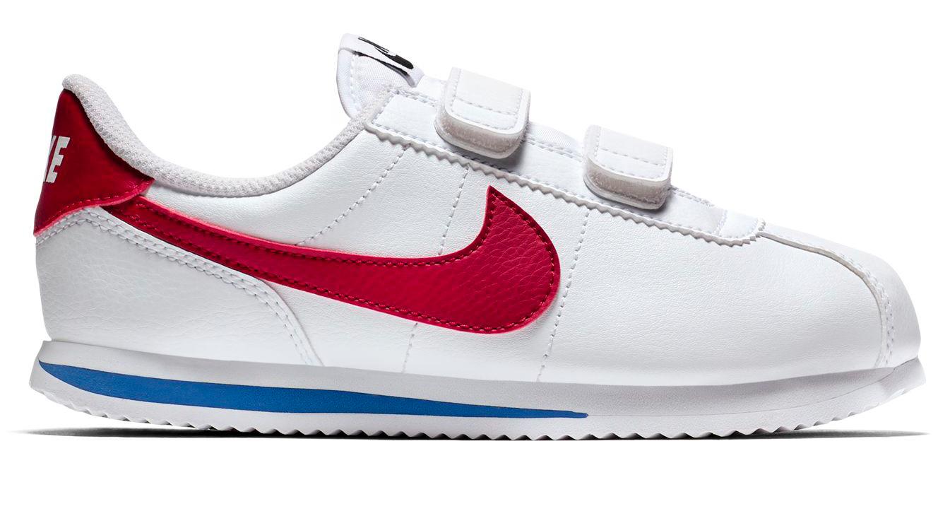 Acquista Nike Cortez Junior in Bianco | JD Sports