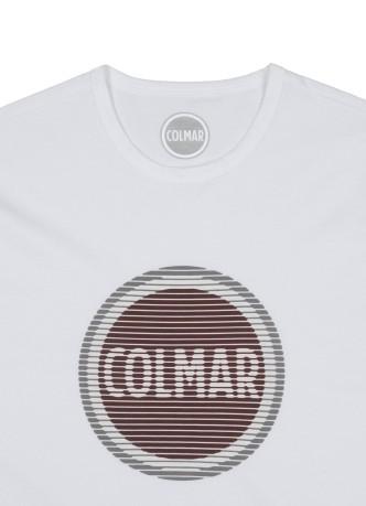 Hombres T shirt Logo se Desvaneció