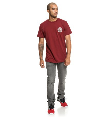 T-Shirt Uomo Circle Star nero