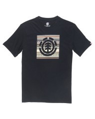 Men T-Shirt Indian Logo Block