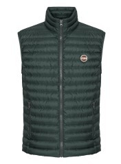 Gilet Uomo Piuma Light verde