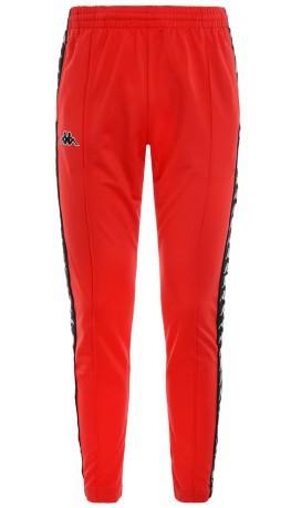 Kappa Pantalone Uomo 222 Banda Astoria Slim Red//Black//White