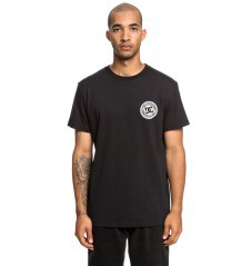 T-Shirt Man Circle Star black