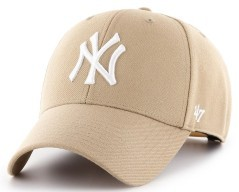 Men's hat NY Yankees Snapback beige