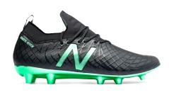 Scarpe Calcio New Balance Tekela Pro FG Black Green Pack