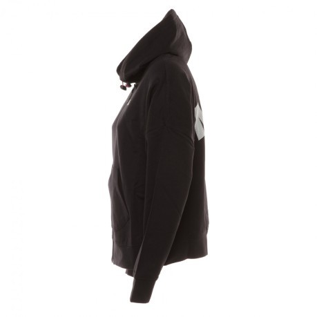 Hoody Ladies Stretch French Terry