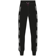 Pants Woman Bandato black Stretch