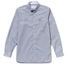 Man shirt Botton Down blue