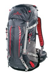 Backpack Finisterre 28 black red