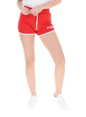 Shorts Donna Loghino rosso