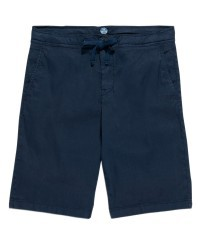 Short Uomo W/Logo Pants blu