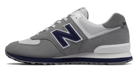 new balance gris hombre 574