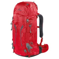 Backpack Finisterre 48 black red
