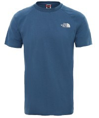 T-shirts North Face Men's blue