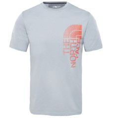 T-shirt Man Ondras grey
