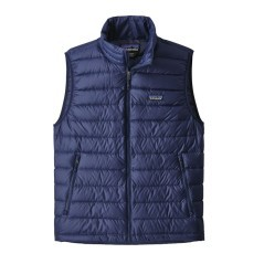 Gilet Down Sweater Vest nero